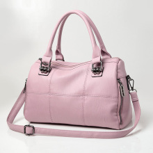 Ladies bag new female bag large capacity leisure spine line commuter bag simple shoulder oblique cross handbag