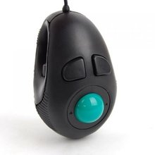 GTFS-Hot Sale Portable Finger Hand Held 4D Usb Mini Trackball Mouse(China)