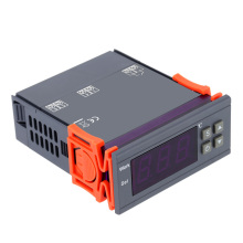 90~250V 10A Digital Temperature Controller Thermocouple -50~110 Celsius Degree with Sensor -50~110 Degrees(China)