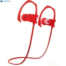 EastVita Wireless Bluetooth V4.1 Earphone Q9 Sport Stereo Headphone Mini Hanging Ear Earphone for iPhone Samsung HTC r30(China)