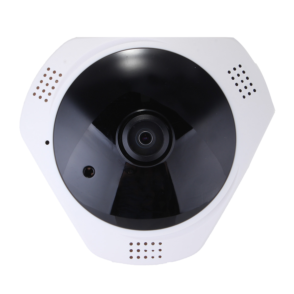360 degree Panoramic Fisheye IP Camera Wifi Security Surveillance Camera VR 3D Cam CCTV Camera<br>