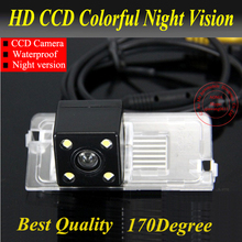 Free shipping car rear view Reversing camera for Cherry A3(Hatchback),Best CCD colorful night vision