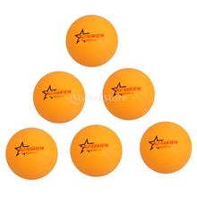 Pack of 6 Ping Pong Table Tennis Balls Beer Pong Balls