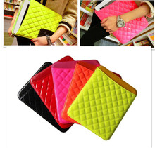 HB928 Cute Sweet HOT PRICE 9.7'' ebook tablet Sleeve Pouch Case Cover for ipad Fluorescence Colors Patent Leather 0.4