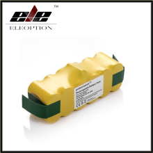 Eleoption 14.4V 3500mAh Ni-MH For iRobot Roomba  Vacuum Cleaner Rechargeable Battery Pack for 500 550 560 780