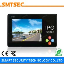 "IPC-6100 3.5"" Touch Screen IP Camera+Angle Camera+PTZ Camera Multi function Tester Built-in WIFI 3.5"" Wrist CCTV Tester Pro(China)"