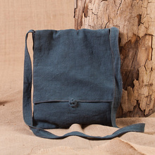 2017 FREE SHIPPING Women's messenger bag one shoulder cross-body small cloth bags women vintage cotton cloth mini bag