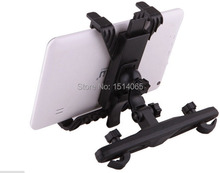 Hot sale Car Back Seat Headrest Mount Holder For iPad 3/4/5 Tablet For SAMSUNG  Tablet PC Stands Free Shipping