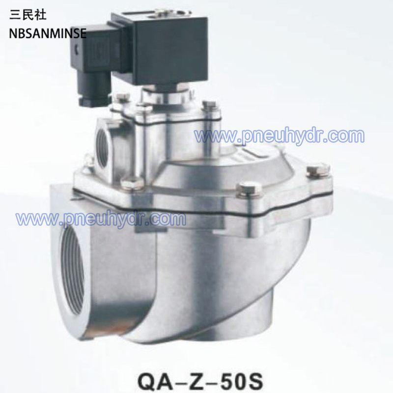 SQA-Z-50S G2 Series Electromagnetic Pulse Valve High quality Ningbo Sanmin (NBSANMINSE) Pluse Valve<br><br>Aliexpress