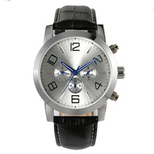 2017 Relogio Masculino Big Dial Men 6 Hands Auto Mechanical Watches Day/24Hours/Week Men's Watch
