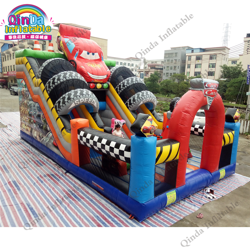 inflatable bounce obstacle adult45