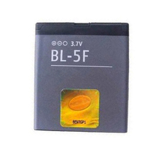 BL-5F Original Battery 950mAh For Nokia N72 N93i N95 N96 N98 N99 6290 C5-01 X5-00 X5-01 E65 VI238 Mobile Phone Batterie