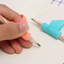 3PCS Pen Grip Posture Correction Kids Correction Tool Pencil Holder Writing Aid Tool Desk Sets School Stationery Office Supplies