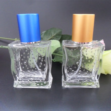 100pcs wholesale cheap 50ml Glass spray perfume bottles ,50ml large glass spray bottles for perfume , clear glass spray bottles(China)