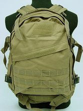 SWAT 3-Day Molle Assault Backpack Bag Coyote Brown BK Olive drab Camo Woodland Digital ACU Camo(China)
