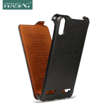 A6000 Case HOT Lichee Pattern Flip Leather Case For Lenovo A6000 A 6000 K3 Cover Mobile Phone Bags Ferising Brand P001