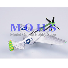 EASY MODEL 36300 1/72 Assembled Model Scale Finished Model Scale Airplane Scale WW II Aircraft Warbird P-51D MUSTANG 8 AF(China)