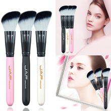 New Arrival Fishes Cosmetic Tools Blush Brush Synthetic Hair Brand Name Brush Angle Brush Free Shipping Make Up Brush M03497(China)