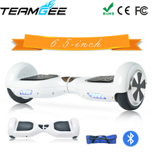 TG Electric Skateboard 2 Wheels Electric Scooter Patent Balance Hover board Skateboard Powered walkcar hoverboard(China)
