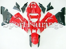 Fairings Fit Kawasaki ZX10R ZX-10R Year 04 05 2004 2005 ABS Motorcycle Full Fairing Kit Motorbike Bodywork Injection Molding Red(China)