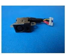 WZSM Wholesale New Laptop DC Power Jack cable for HP Pavilion DV3000 DV3500 Free Shipping(China)
