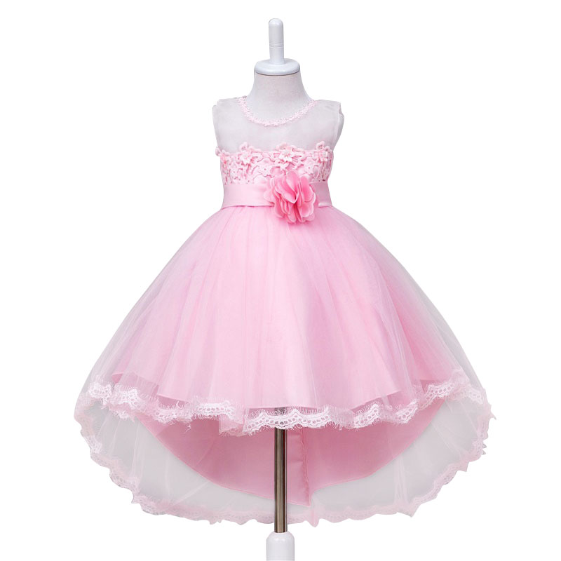 Girls Dresses Christmas Party,Baby Girls Lace Summer Flowers Dresses,Children Christmas Party Clothes Girls Dress in 2017<br><br>Aliexpress