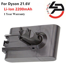High Quality Brand new  Li-Ion 21.6V 2.2Ah Replacement Vacuum cleaner battery for Dyson DC58 DC61 DC62 V6