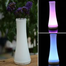 LED Bedside Lamp Towel Shape Sensor Control Dimmable RGB Color Changing Rechargeable Bluetooth Smart Table Lamp N4025(China)