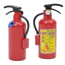 Children Plastic Tricky Little Squirt Toy Kids Water Gun Fire Extinguisher Style 1 PC