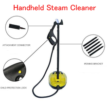 Handheld Steam Cleaner Movable Steam Cleaning Machine for Home Cloth Garment Steamer High Pressure Floor Cleaner HB-998(China)