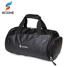 Buy Hot Outdoor Multifunction Sports Gym Bag Men Women Independent Shoes Storage Totes Training Handbag Waterproof Shoulder Bag for $16.35 in AliExpress store