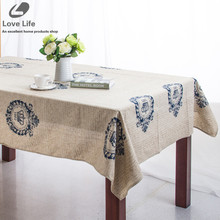 New Arrival Table Cloth crown High Quality Tablecloth Decorative Elegant Table Cloth Linen Table Covers cheap tablecloths