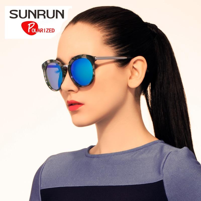 SUNRUN Sunglasses Polarized TR90 Women Glasses Brand Design Retro Sunglasses UV400 gafas de sol oculos TR6013<br><br>Aliexpress