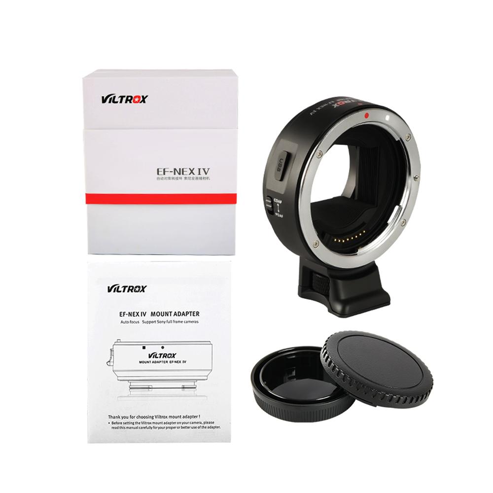 Viltrox EF-NEX IV Automatic focus Lens Adapter (34)