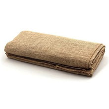 Natural linen Burlap Jute Hemp Table Runner Vintage Wedding Party Decoration Favors(China)