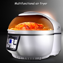 Air fryer home light oven intelligent large capacity multi - functional electric frying pan oil- free frying machine HA-01A(China)