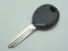 New Replacement key case for Chrysler 300M Pt Cruiser Town & Country Voyager transponder Shell Fob uncut blade no chip with logo