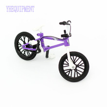 Flick Trix Finger Bike Mini BMX FSB model DIY Novelty Toy for kids children Gift Bicycle colection(China)