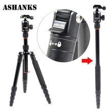 ASHANKS A25 Travel Tripod With Ball Head For Camera Easy Flexible and Reflex to Dslr Stand (Tripod movie & Mini tripod)