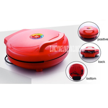 Automatic floating 32cm electric baking pan 180 degree grill machine household double-sided heating pancake 220V/1200W(China)