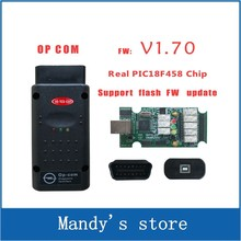 with PIC18F458 chip V1.70 Newly OBD2 Op-com / Op Com / Opcom /for opel scan tool(China)
