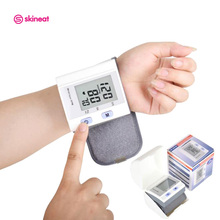 Skineat Arm Blood Pressure Meter Monitor Automatic Electronic Digital Hematomanometer Sphygmomanometer For Home/ hospital Use(China)