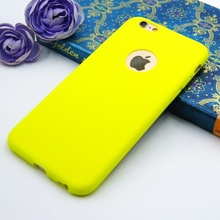 5/5S/SE Soft TPU Cover For Apple iPhone 5 5S SE Cases Phone Shell Super Popular Bright Color Scrub Soft Silica Gel