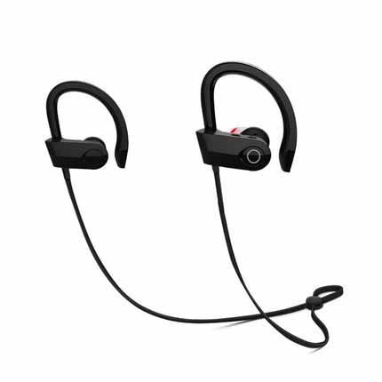 A7 wireless Bluetooth4.1 headset Sports running music earphone double ear plug hanging ear type universal stereo<br><br>Aliexpress