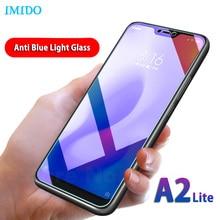 IMIDO Anti Blue Light Tempered Glass Xiaomi Mi 8 SE A2 Lite Redmi Note 5 Pro Global Version Glass Full Screen Protector Film