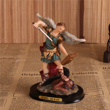 Creative Resin Crafts Home Decorations Angel God of War modeling