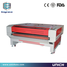5% discount double-heads automatic leather and fabric cutting machine(China)