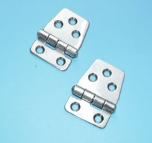 Pair Of Stainless Steel Marine 2-1/4x1/2'' Boat Hinge