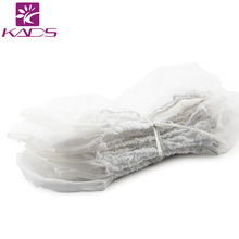 KADS 10PC/set Nail Dust Collector Bag for nail art use nail dust collector for nail tool