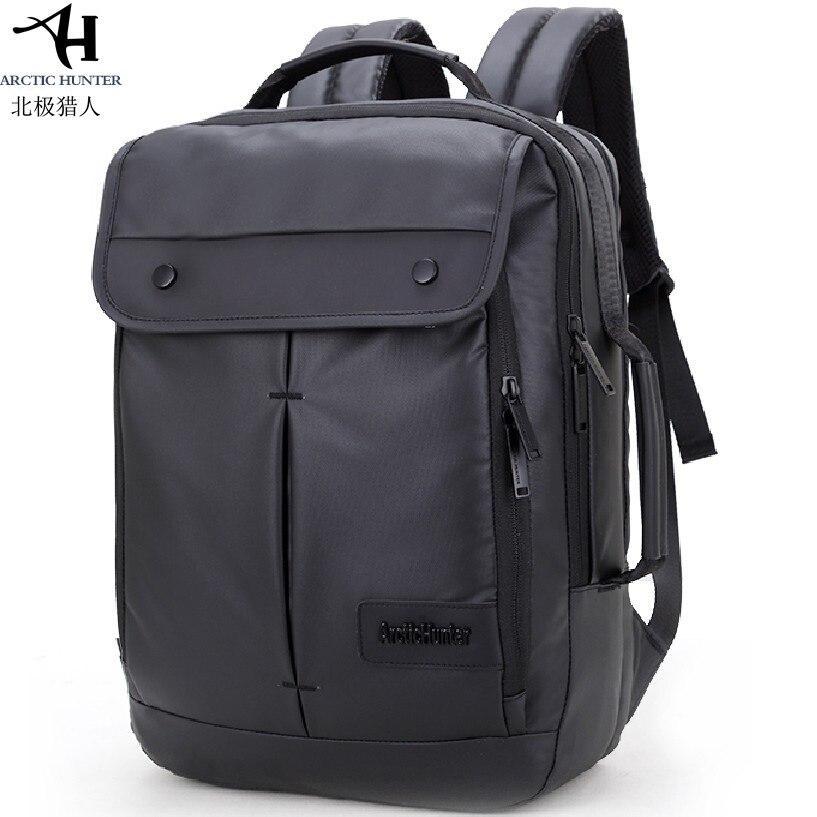 new Male Laptop Notebook Backpack for Men Oxford Waterproof Fashion Big Casual Back Pack Bagpack Mochila Travel Back Bag black<br>